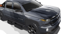 Chevy Silverado Special Ops concept going into production