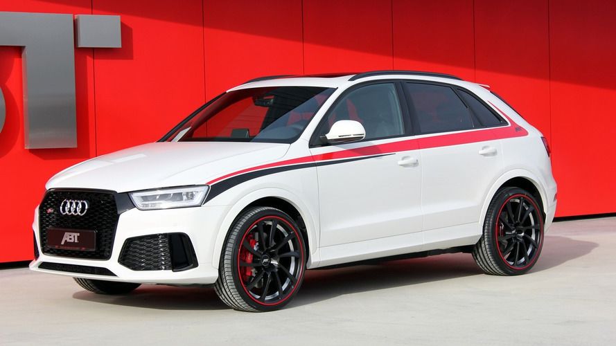 ABT muscles up Audi RS Q3 to 410 PS and 530 Nm