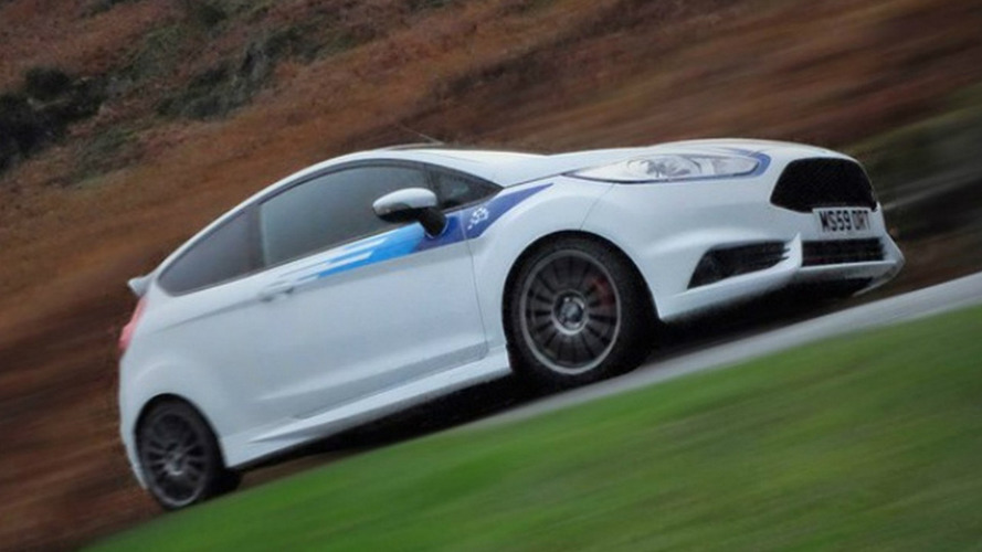 Ford Fiesta M-Sport Edition packs 215 PS and limited slip differential [video]