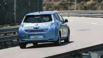 Nissan Leaf 48 kWh Project