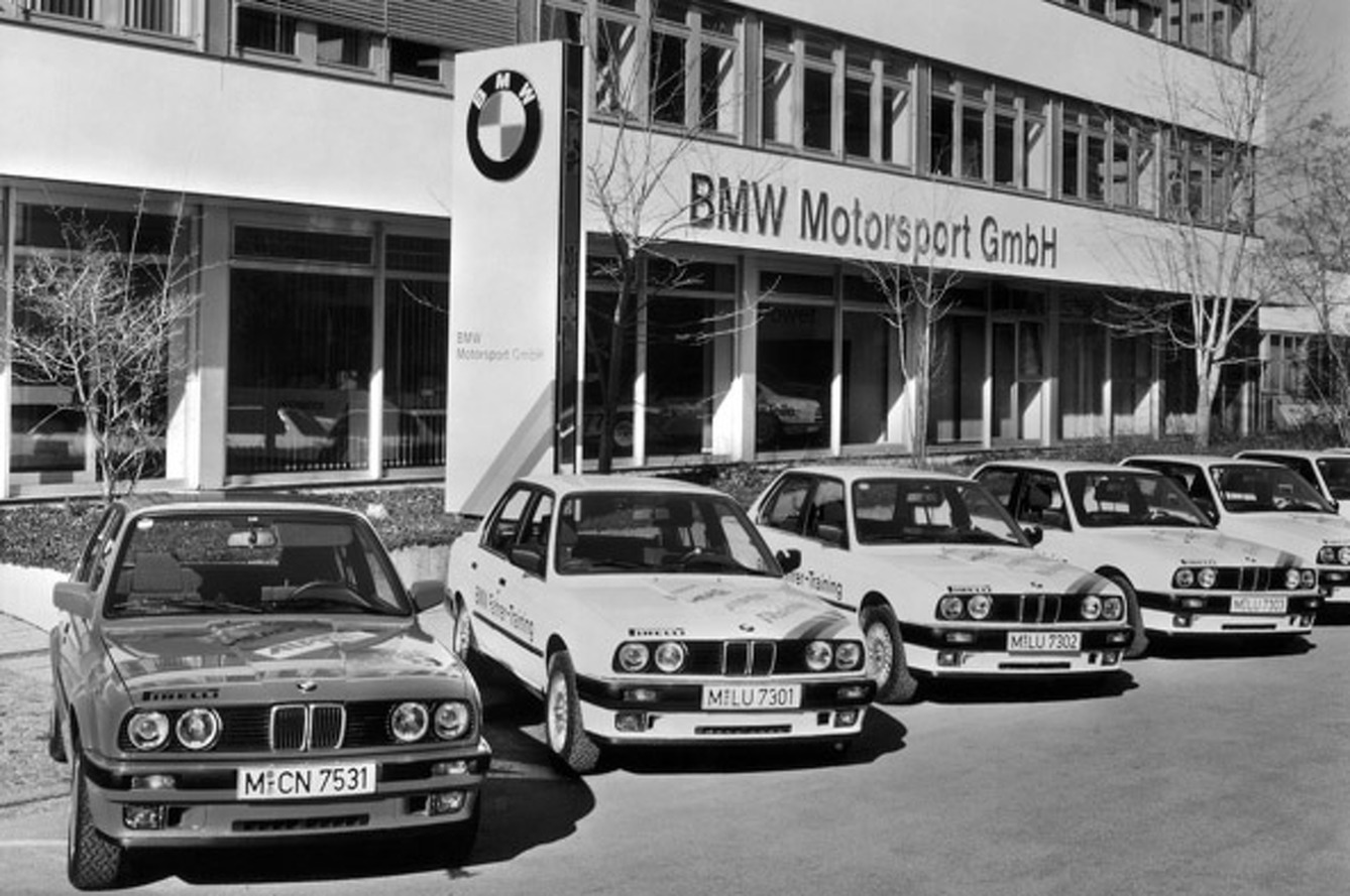 These Are the Best BMW M Cars of the Past 40 Years