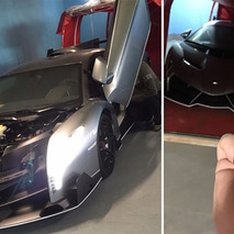 A Rare Lamborghini Veneno is Up for Sale: Only $11 Million