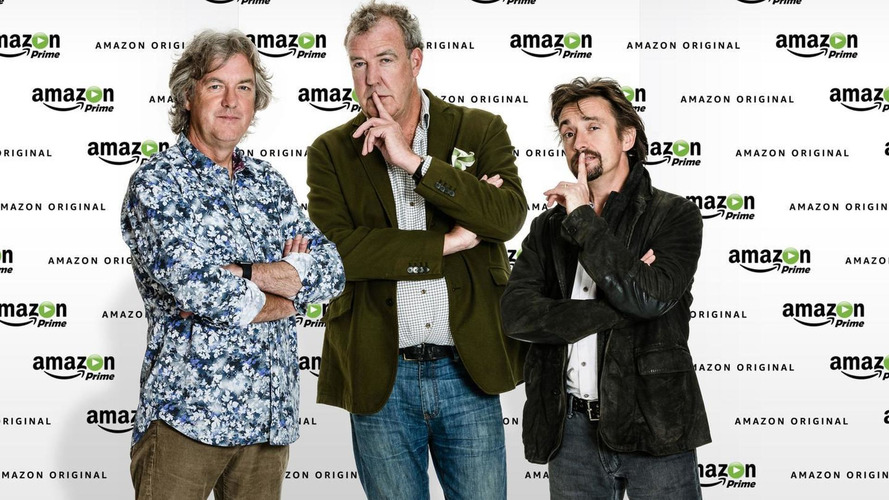 Andy Wilman talks Amazon's Top Gear competitor