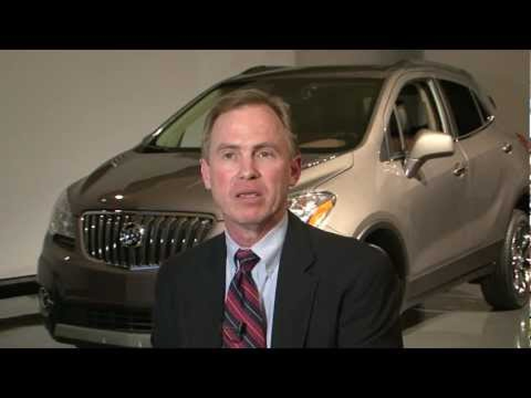 2013 Buick Encore Running Footage