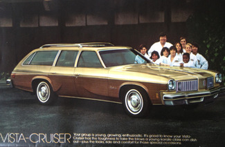 Vintage Oldsmobile Brochures Are the Classiest Way to Sell Cars