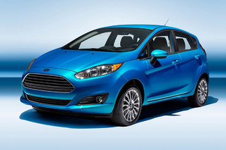 Hot-Selling Hatch: Ford Fiesta Becomes UK's Best Selling Car