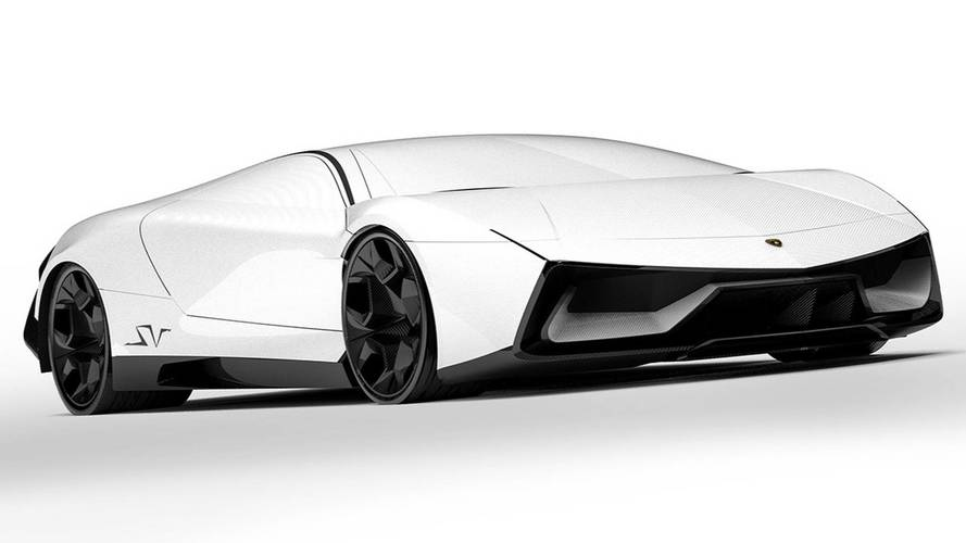Lamborghini Pura SV Is A Sleek, Stunning Look At Lambo's Future