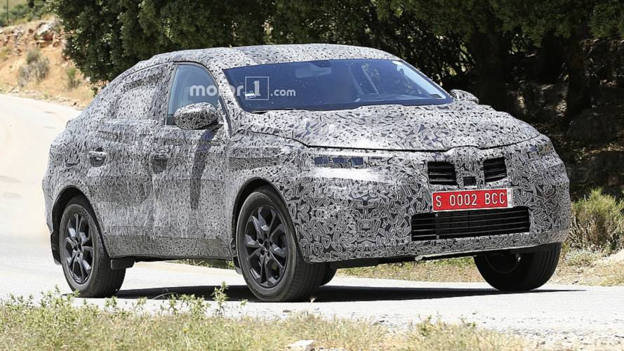Renault Captur Coupe Spied Ahead Of August Moscow Debut [UPDATE]
