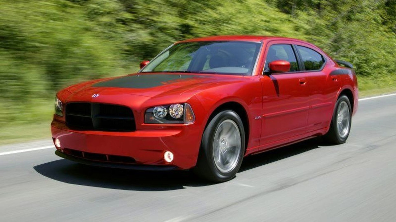 TorRed Dodge Charger Daytona R/T