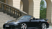 Porsche 911 Turbo Cabriolet by TechArt