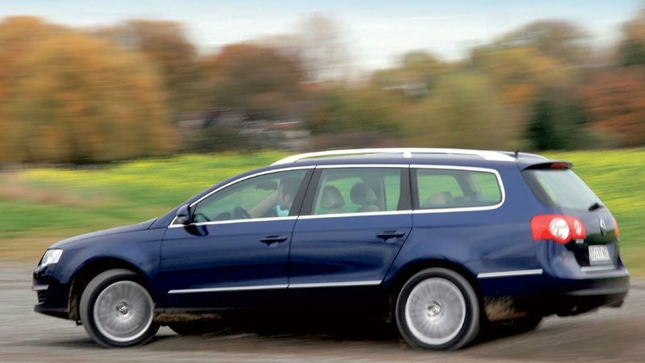 New Volkswagen Passat Estate 4MOTION