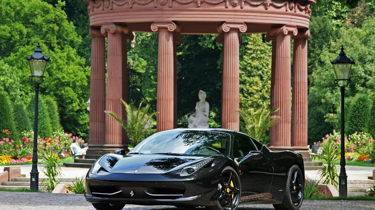 Ferrari 458 Italia by Cam Shaft - 7.9.2011