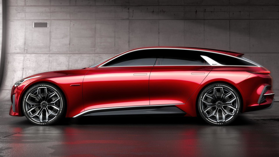 Kia Proceed Concept is gorgeous and normal at the same time