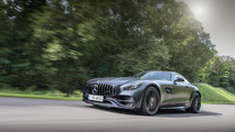 2017 Mercedes-AMG GT C Coupe