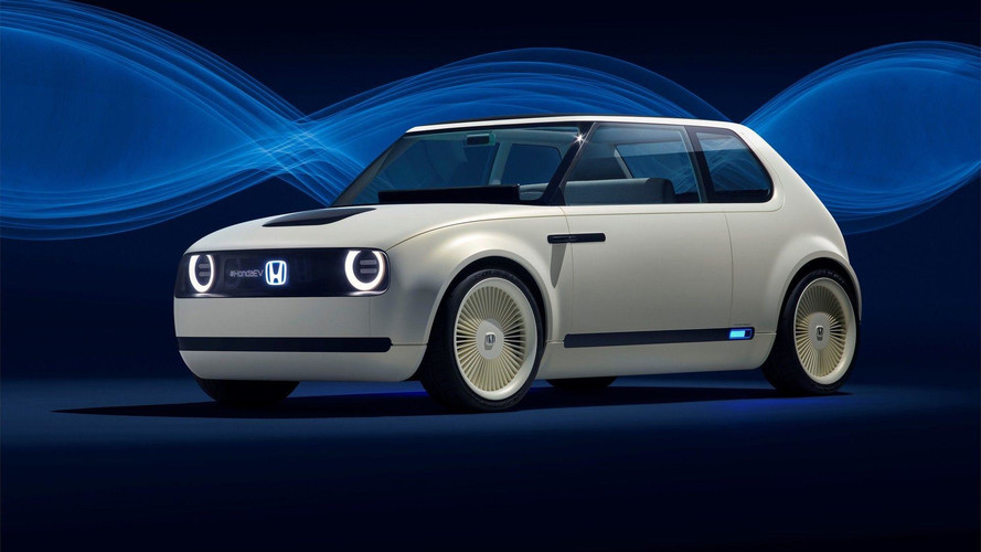 Honda Urban EV Order Books To Open Early 2019