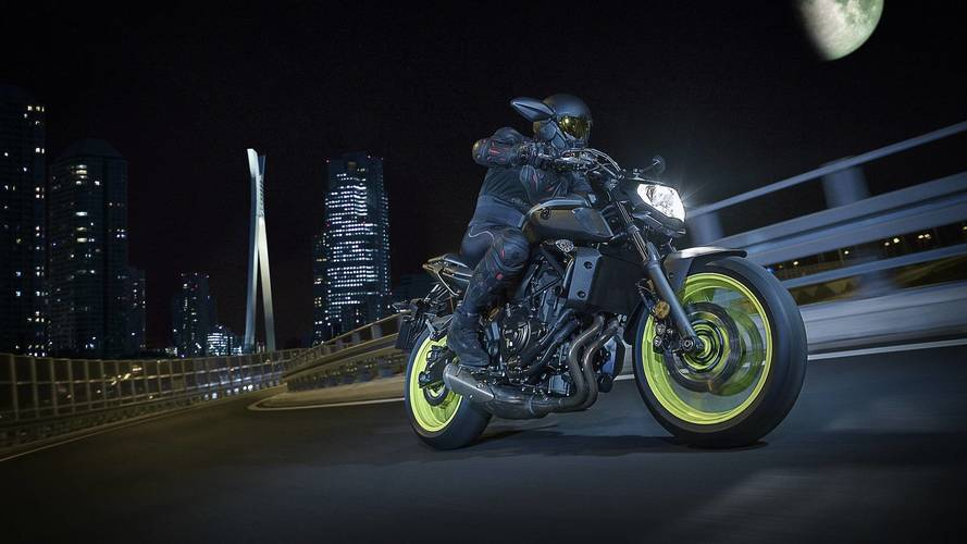Yamaha Goes Hyper Naked for 2018 With New MT-07