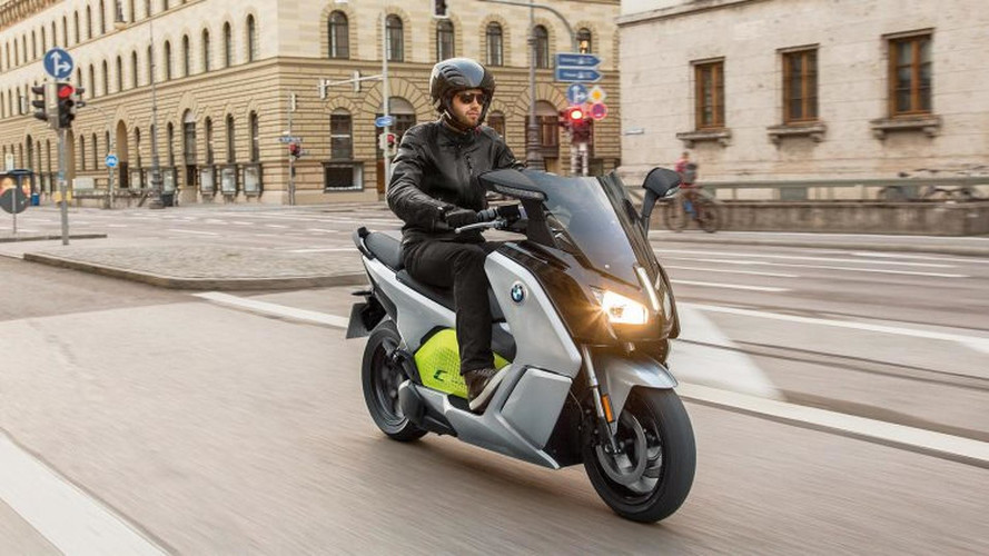 BMW C Evolution Electric Scooter Coming To U.S., Pricing Revealed
