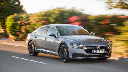 2018 VW Arteon Shines In Mega Gallery (234 Photos)