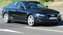 The New Audi S4 Spied