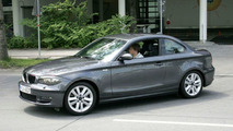 BMW 1 Series Coupe - Clearest Spy Shots Yet