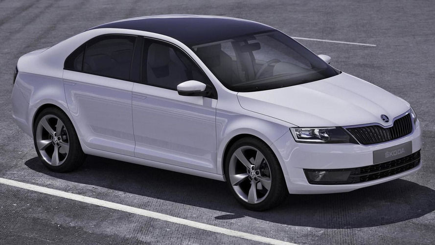 Skoda Rapid confirmed in Beijing, previewed as MissionL concept