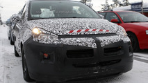 2013 Opel Allegra / Junior prototype spy photo