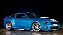 One-off Shelby GT500 Cobra coupe built to celebrate Carroll Shelby