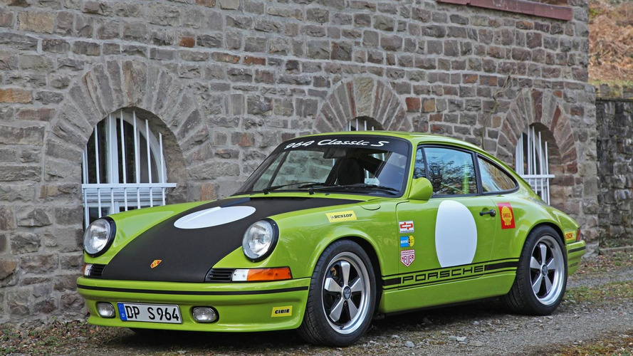 Porsche 911 (964) modified by DP Motorsport