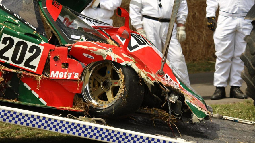 10 Most Hay-Raising Wrecks From Goodwood Hillclimb