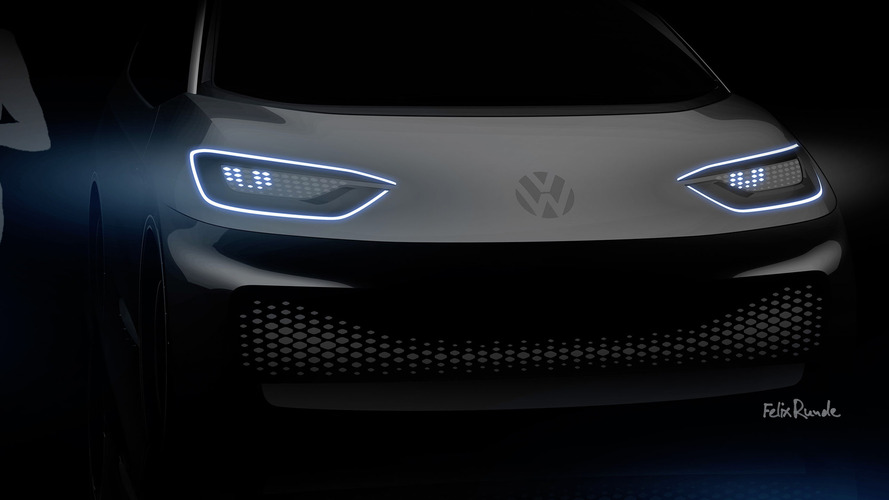 VW Promises I.D. Electric Saloon Concept Will 'Surprise'