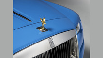 Rolls-Royce Dawn Bespoke blue