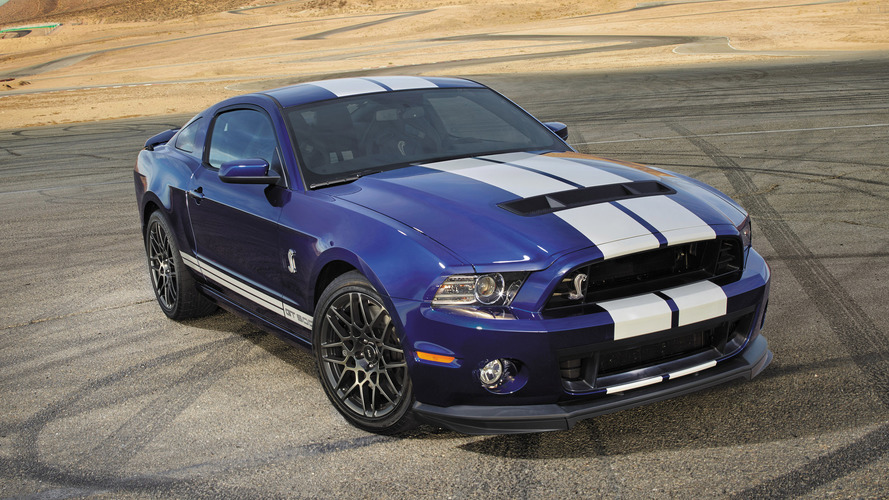 Ford Mustang Shelby GT500 : elle laisse entendre sa voix