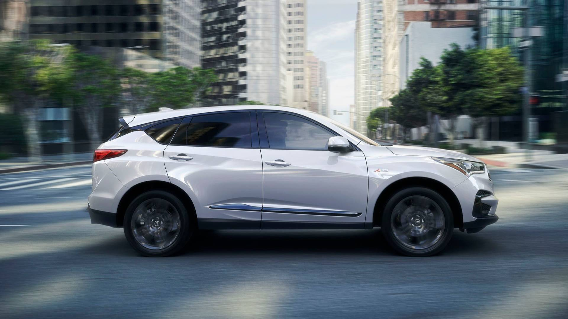top cars acura rdx speed debut