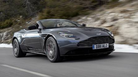 2019 Aston Martin DB11 Volante First Drive: Lost And Found