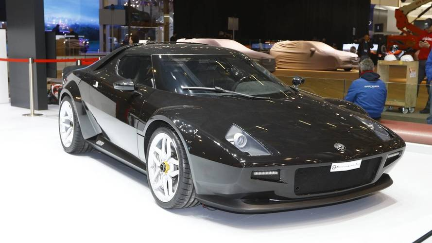 New Stratos Arrives At The 2018 Geneva Motor Show