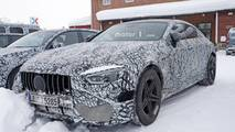 2019 Mercedes-AMG GT Coupe spy photo