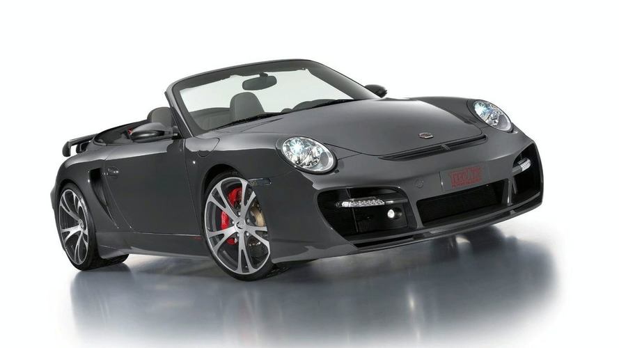 TechArt GTStreet Cabriolet Revealed