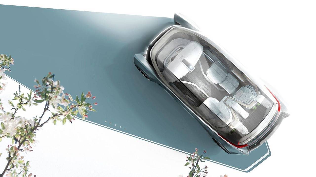 Volvo Air Concept