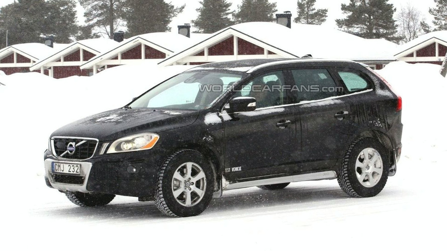 Volvo XC 60 First Real Life Photos