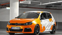 Volkswagen Golf VI R by Cam Shaft and MTB with 325 hp
