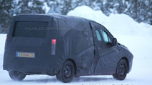 Citroen Berlingo spy