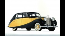 Rolls-Royce Silver Wraith Empress Limousine by Hooper