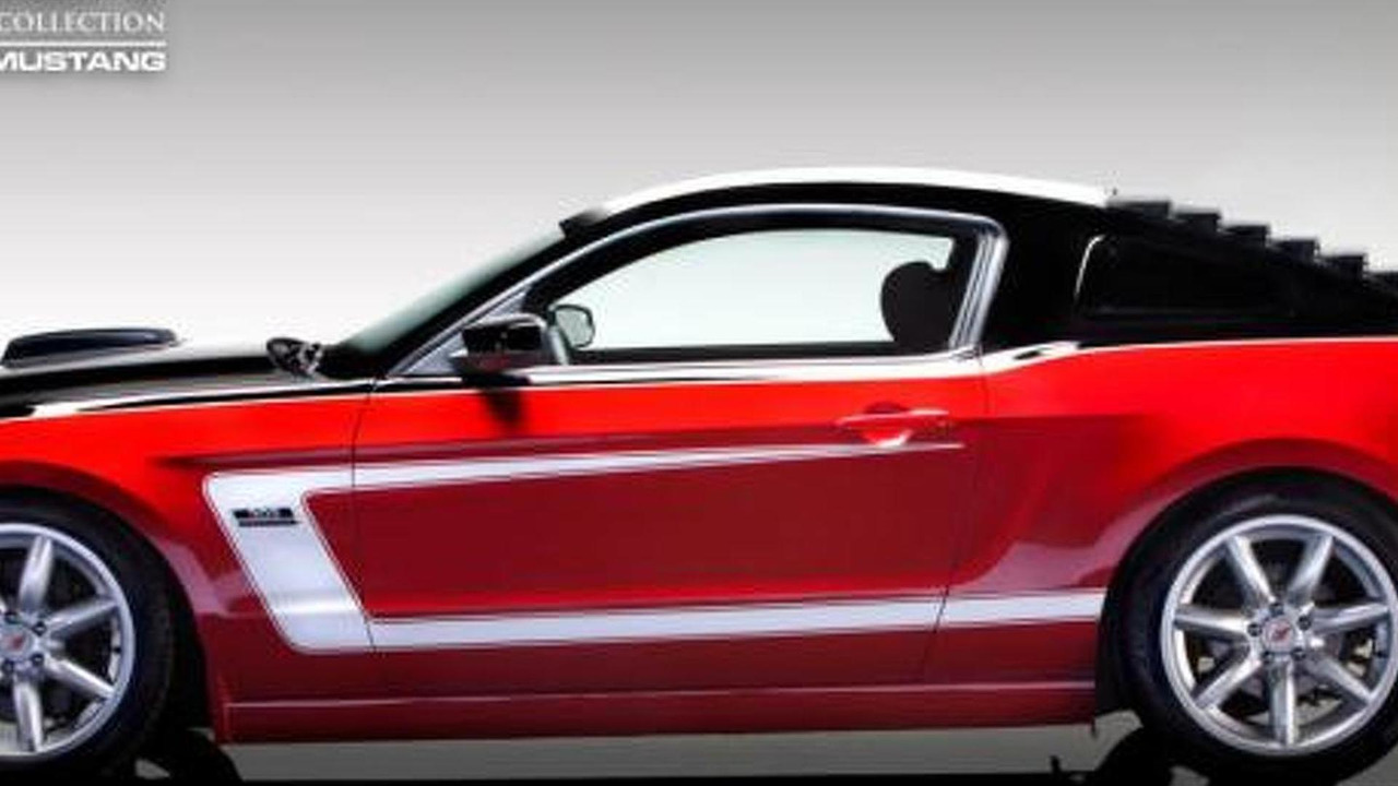 2014 Saleen George Follmer Edition Mustang 18.08.2013