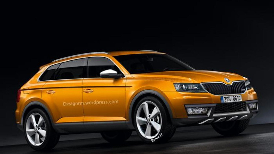 Skoda Snowman seven-seat SUV reveal set for late this year