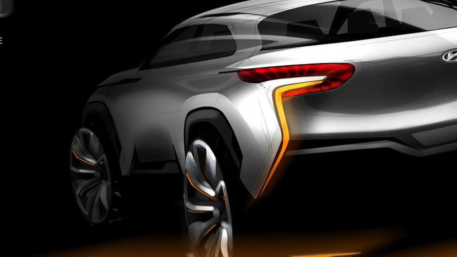 Hyundai teases Intrado concept with hydrogen fuel-cell powertrain, debuts in March at Geneva