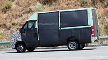 Fiat Ducato, Peugeot Boxer, Citroën Jumper and Ram ProMaster spy photo 23.7.2013