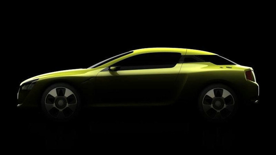 More Kia Sports Coupe Concept Revealed