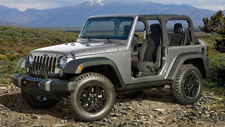 Brand new 2017 Jeep Wrangler recalled for fuel tank leak