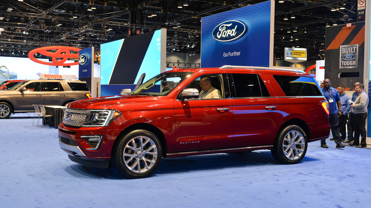 2018 ford expedition is bigger stronger lighter. Black Bedroom Furniture Sets. Home Design Ideas