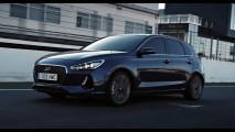 Rival do Golf GTI: Hyundai divulga teaser do hatchback esportivo RN30